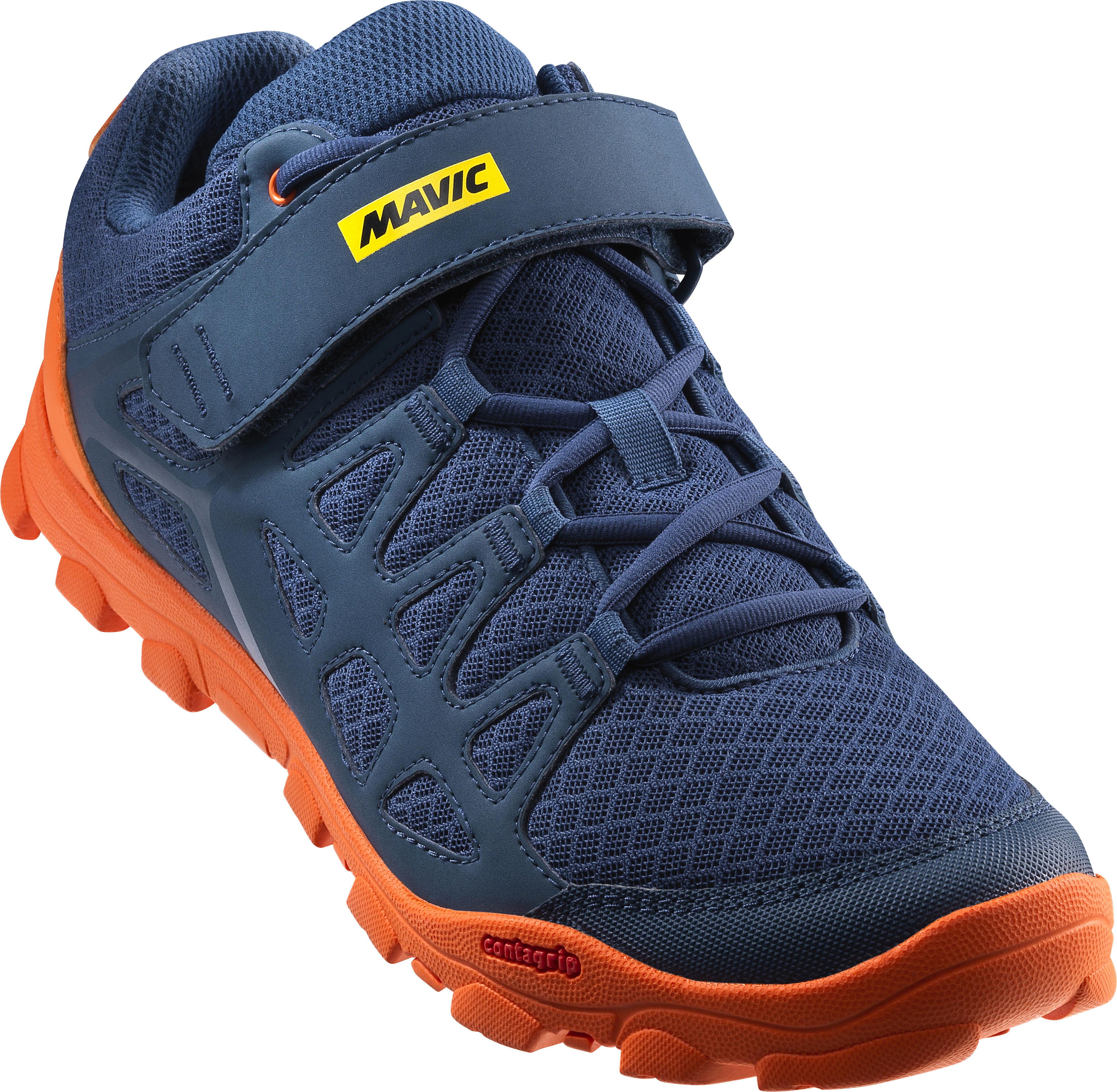 Blue Fizik Shoes